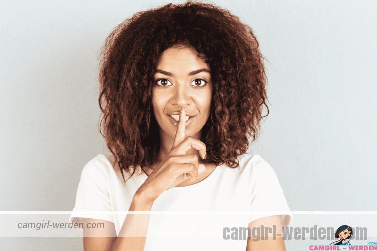 Themen, die Du als Camgirl nicht ansprechen solltest!